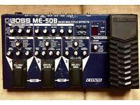 BOSS ME-50B MULTI-EFFECTS