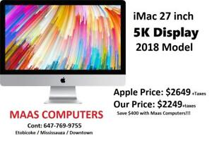 27inch iMac with Retina 5K display. Brand New!!! Store DEAL!!!!