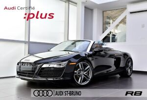 Audi R8 Convertible Great Deals On New Or Used Cars And