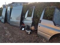 VAN PARTS FOR SALE - FORD TRANSIT