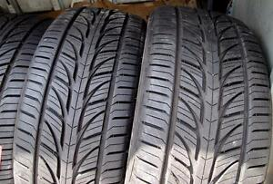 PNEUS BRIDGESTONE USAGES SUR LIQUIDATION! GRAND VENTE!