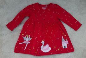 Baby girl Christmas/winter bundle