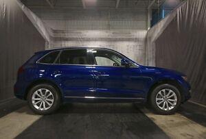2014 Audi Q5 TECHNIK w/ BANG & OLUFSEN / NAVIGATION / LOW KMS