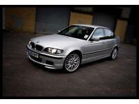 Bmw 330D M SPORT e46 Breaking All Parts!