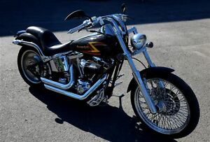 2002 harley-davidson Softail Deuce Custom $30.42/week (120 month