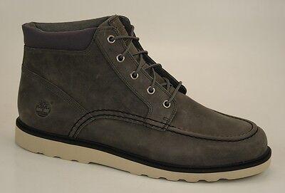 Timberland NUEVO MERCADO Cuña Botas gr-46 US 12 Zapatos de cordones hombre 6766a