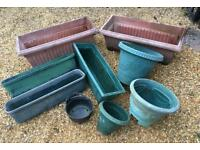 Garden Troughs & Pots
