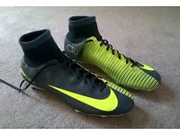 NEW CR7 FOOTBALL BOOTS SIZE11