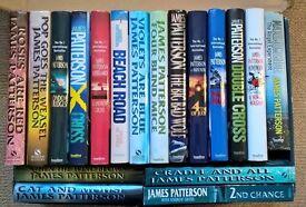 No 1 Best Seller James Patterson - Various Books