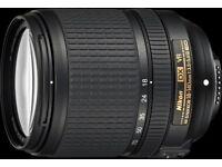 Nikkor Lens 18-140mm