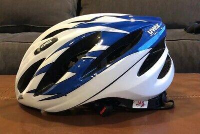 Red Mountain Bike Enduro Cycling Sunglasses UVEX 99.9/% UVA//UVB Protection