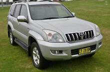 2007 Toyota LandCruiser Wagon Eden Bega Valley Preview