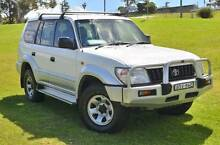 1998 Toyota LandCruiser Wagon Eden Bega Valley Preview