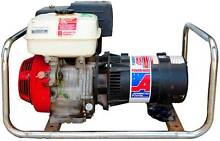 Power-Mate 3.75 KVa Generator with Honda GX240 Motor Coopers Plains Brisbane South West Preview