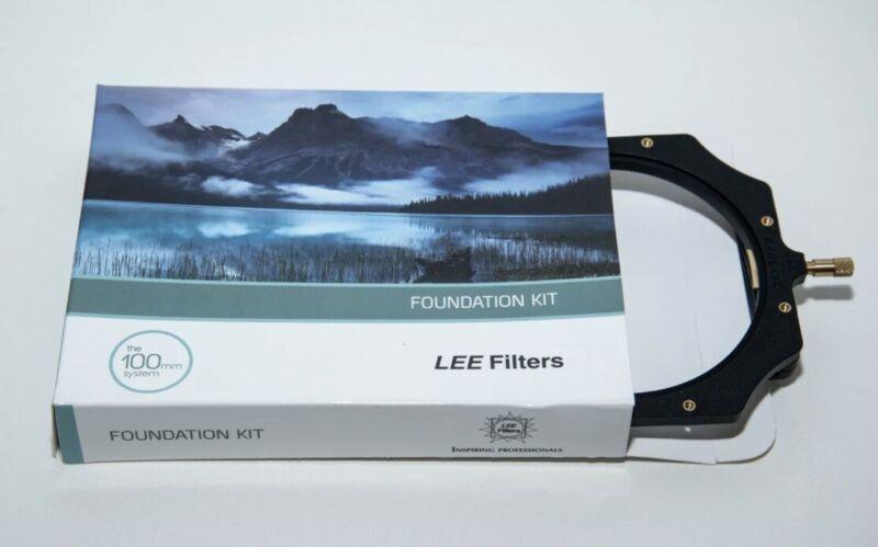 Lee Filters Foundation Kit 100mm Filter Holder