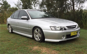 04 Holden vy SS series 2 . Manual swaps Newcastle Newcastle Area Preview