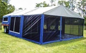 MDC camper tailer Munno Para Playford Area Preview