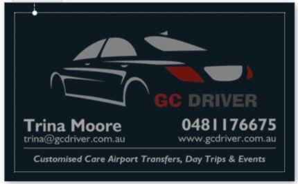 Gold Coast & Brisbane Airport Transfers & Door to Door