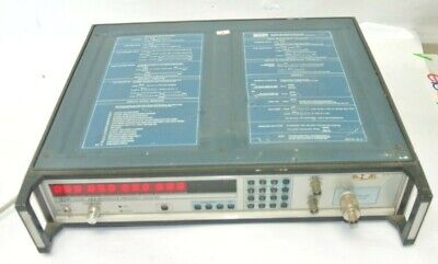 Eip Microwave Frequency Counter 545a 10hz 18ghz