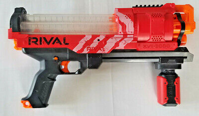 NERF Blaster - RIVAL ARTEMIS Red - Ammo Balls not incl