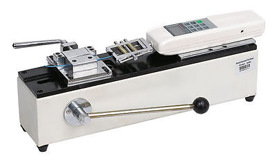 Wire Terminal Pulling-out Force Tester 500n Force Gauge Test Stand Fixture