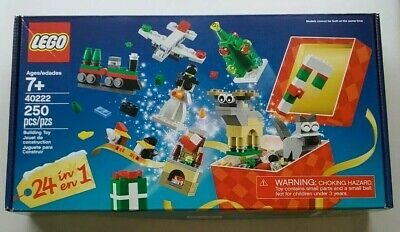 Lego Christmas set 40222 New in factory sealed box