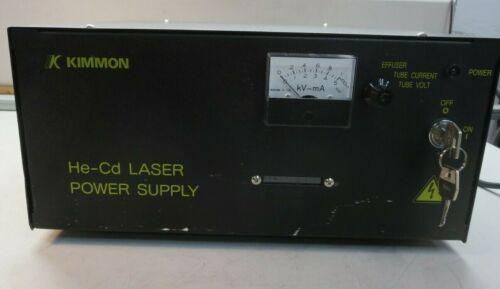 Kimmon Koha Co., KR1801C, He-Cd Laser Power Supply, 110 VAC, 50/60 HZ