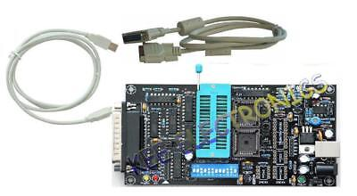 New Pcb5.0e Kee Willem Eprom Programmer Ship From Usa Free Db25 Usb Cables