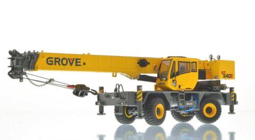 Towsleys TOS002 Grove RT540 Rough Terrain Mobile Crane 1/50 Die-cast MIB