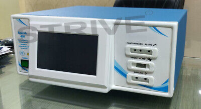 Bipoar Cautery Electrocautery 400w Lcd Display Monopolar General Surgery Machine