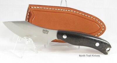 Bark River Knives JX6 Companion, CPM 154, Black Carbon Fiber, EDC, Hunting, Hike