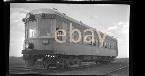 Texas Electric 328 / El Paso - B&W Negative