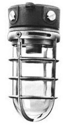 Stonco Vcxl11gcn Roughlyte Jelly Jar Light Fixture 100w 4 Box Mount