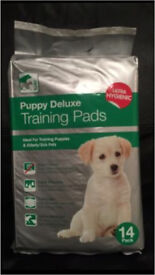Puppy Pads (14 in a packet)