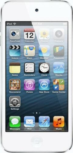 Refurbished: Apple iPod touch 5G 16GB witzilver