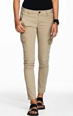 Armani Exchange A|X Women's Skinny Cargo Pants/Jeans - E5P148TR Size - Armani Jeans Womens Pants