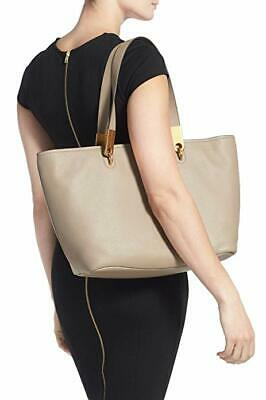 Marc by Marc Jacobs 'Pike Place' East/West Pebbled Leather Tote - Color: Mink