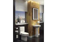 Code 4 Piece Bathroom Suite RRP £279