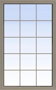 Fixed and Picture Windows - vinylbilt Vinyl High and Low Profile Fixed/Picture Windows - Large selection of windows!!