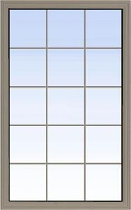 Fixed and Picture Windows - vinylbilt Vinyl High and Low Profile Fixed/Picture Windows - Large selection of windows!!