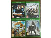 Xbox one & 360 games & kinect for sale from £1