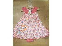 Girl's summer dress from Disney Store, size 18-24 months