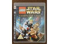 Ps3 game star wars LEGO