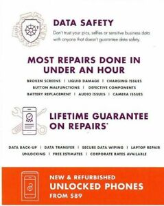 Same Day Phone Repair Service - Life Time Warranty!!