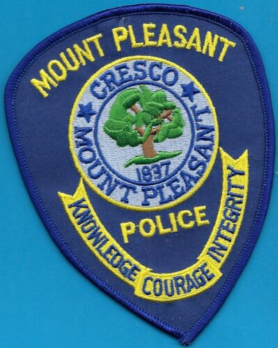 MOUNT PLEASANT  SOUTH CAROLINA POLICE DEPT MPD  PPD SC (FIRE) LOCAL STATE COUNTY