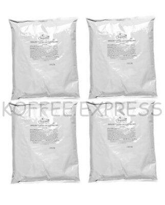 SUPERIOR CAPPUCCINO ENGLISH TOFFEE 4- 2 LB BAGS  POWDER MIX # 5868858