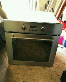 Delonghi electric oven, built-in