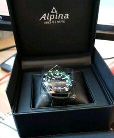 Alpina X - Swiss made Smartwatch