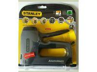 .Stanley heavy-duty stapler/ nail gun