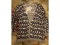 Ladies long sleeve top by East NWT New with tags